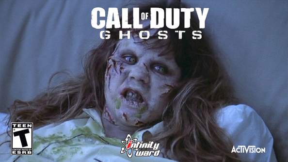 Call of Duty ghosts parody laksndlkasnd 6