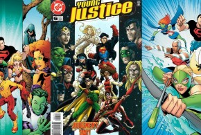 Young Justice C1