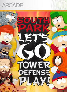 South_Park_Tower_Defense