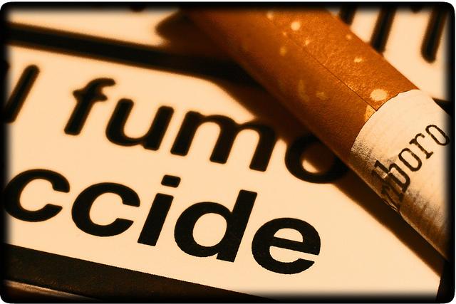 Fumo smesso nel terzo trimestre di gravidanza