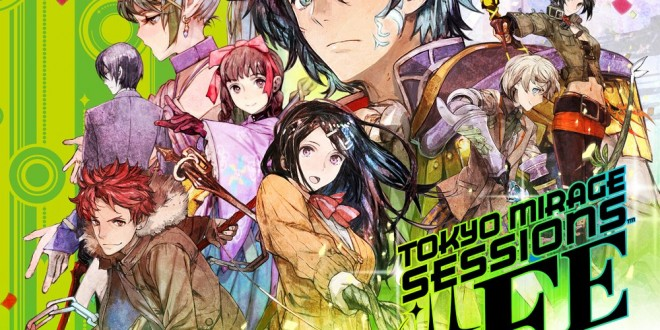 Tokyo Mirage Sessions#FE
