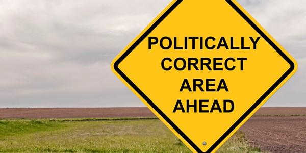 Basta col politically correct